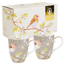 Mugg Early Bird, Khaki - Pip Studio (2-pack)