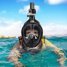 Snorkelmask - Full Face Snorkel Mask
