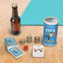 Beer Yoga - Partyspel