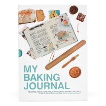 My Baking Journal - Personlig bakbok