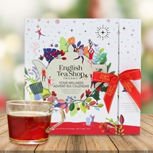 Tekalender - Your Wellness, English Tea Shop