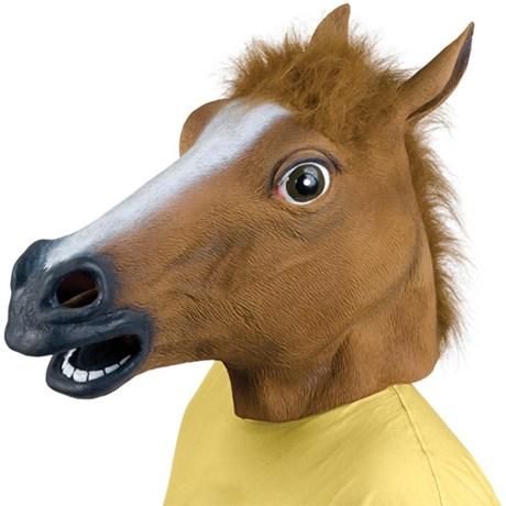 mask häst