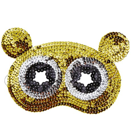 Rice - Maskeradmasker för barn, djur, Björn