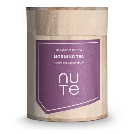 NUTE Svart te - Morning tea