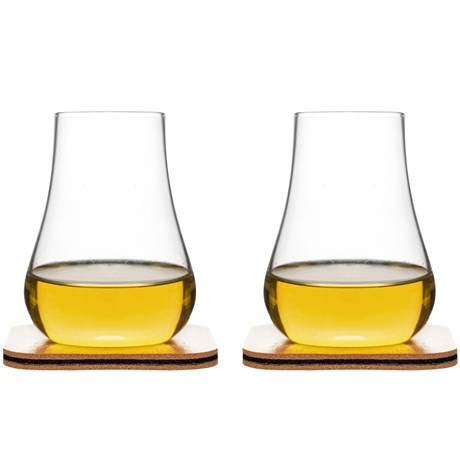 Sagaform - Whiskyprovarglas, Club (2-pack), Klar