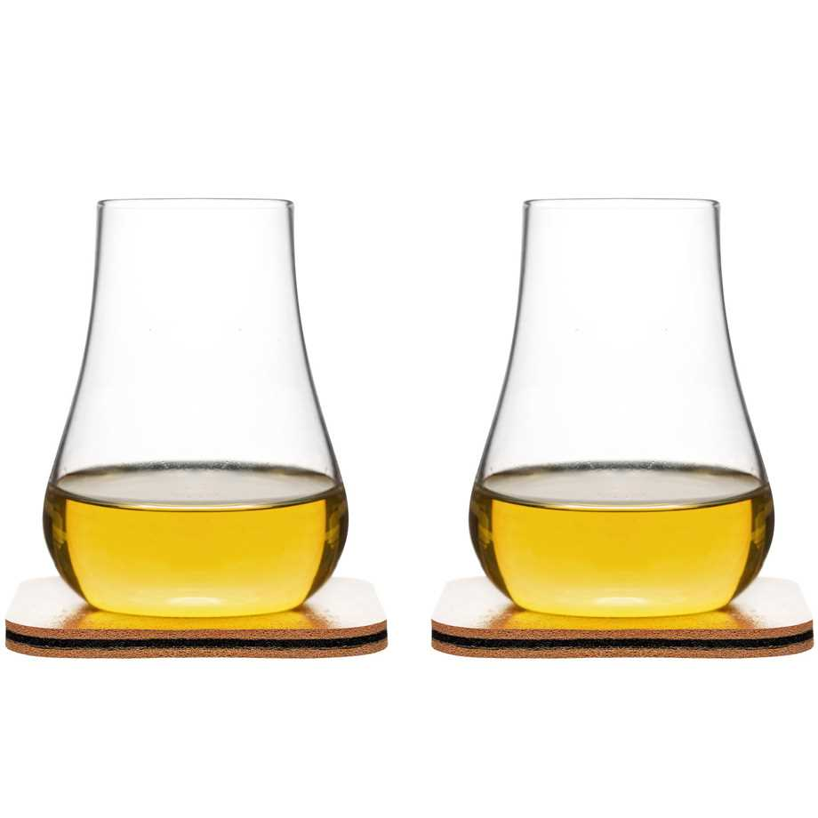 Sagaform - Whiskyprovarglas, Club (2-pack) Image