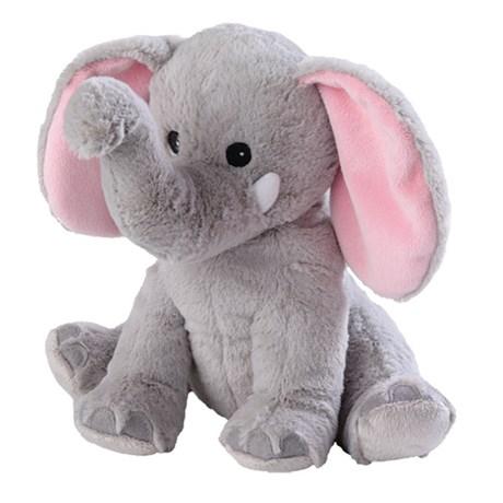 Vetevärmare - Vilda gosedjur, Warmies®, Elefant