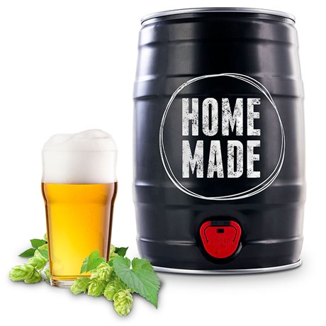 Ölbryggningskit - BrewBarrel (5 liter), IPA - India Pale Ale