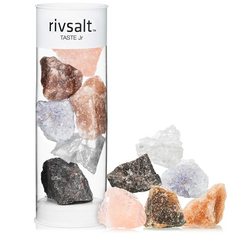 Rivsalt - Saltstenar, Taste JR