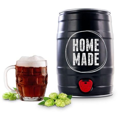 Ölbryggningskit - BrewBarrel (5 liter), Dark Beer