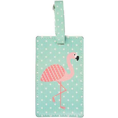 Resetillbehör - Flamingo, Bagagebricka