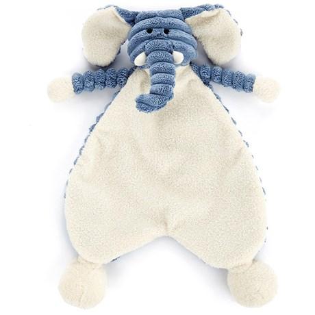 Babysaker - Elefant, Snuttefilt