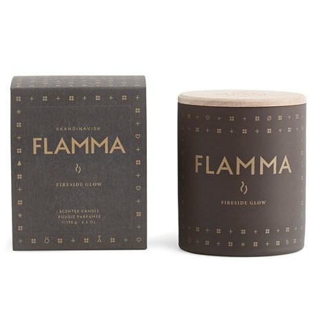 FLAMMA, Doftljus - Skandinavisk, Stort - 45 h