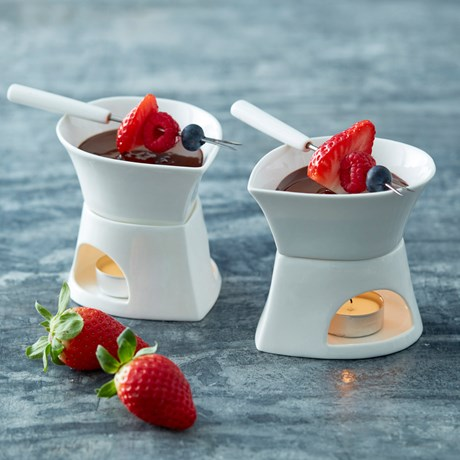 Fondue set (2-pack)
