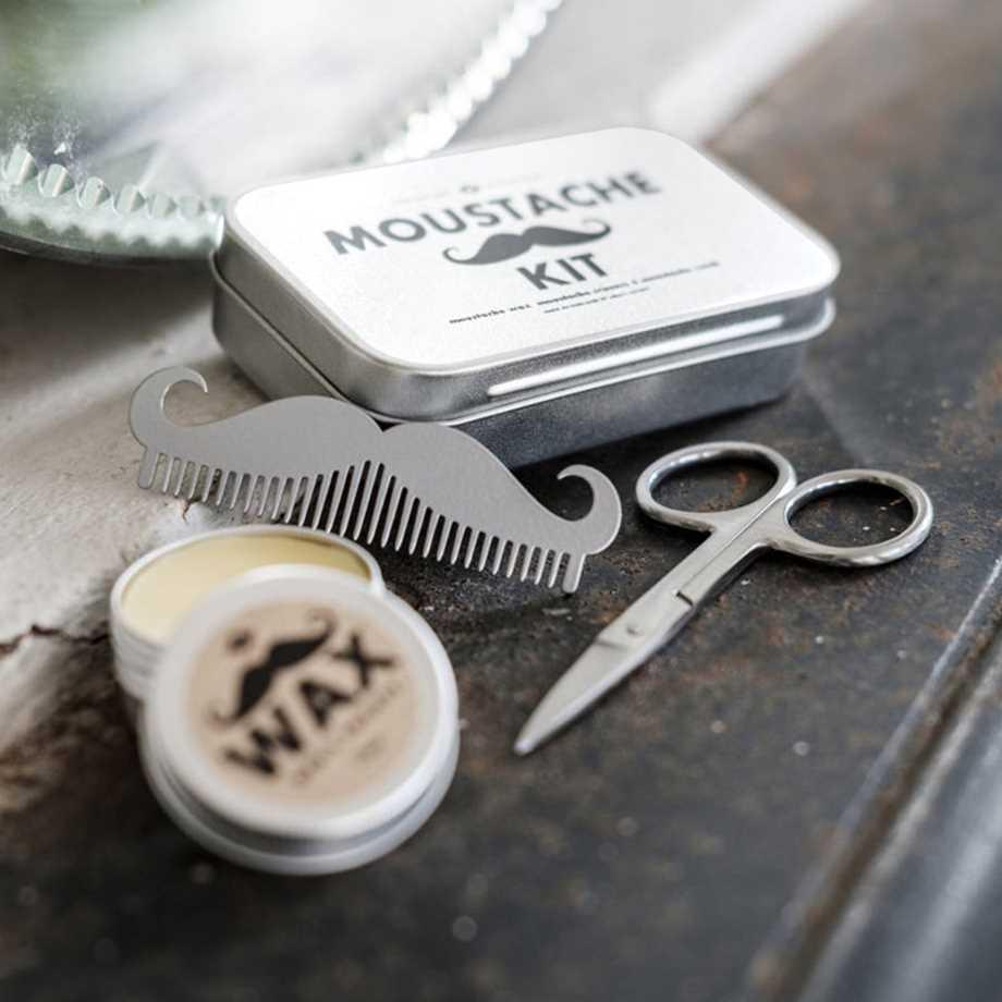 Grooming-kit - Mustasch Image