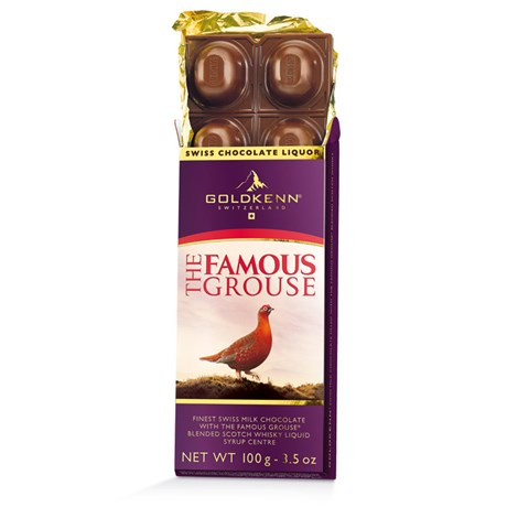 Choklad - Famous Grouse Whisky