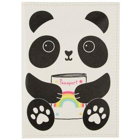 Resetillbehör - Panda, Passfodral