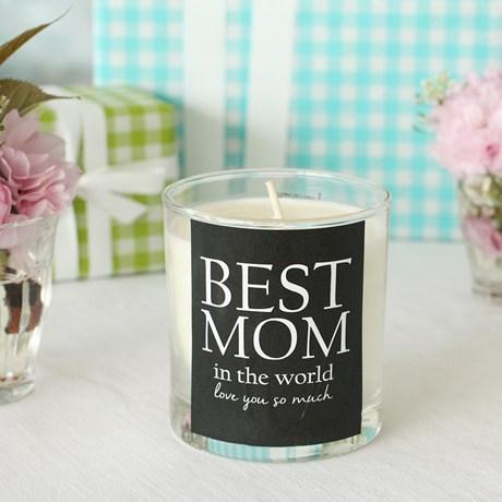 Doftljus - Best Mom, Citrongräs