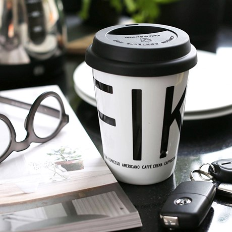 Take away-mugg - FIKA