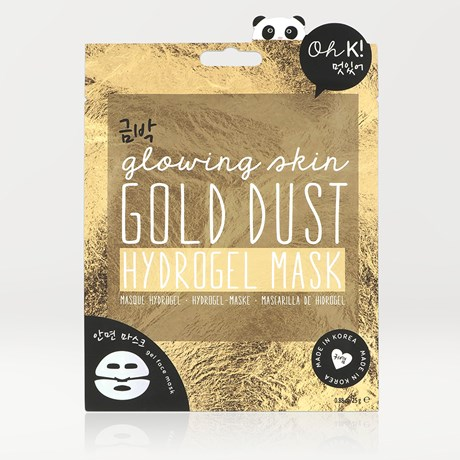 Oh K! Sheet mask - Gold Dust Hydrogel Mask