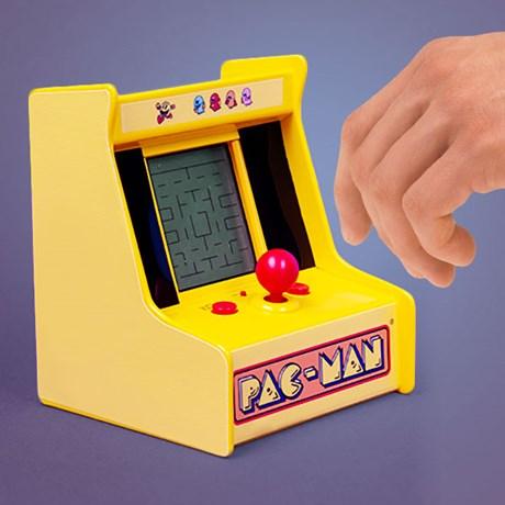 Stående spelkonsol - Pac-Man, Gul