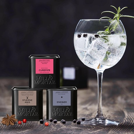 Gin & Tonic Set - Mixology, A Touch of Spice