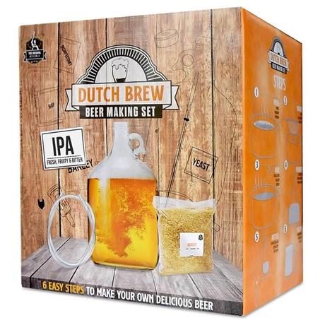 Ölbryggning - Dutch Brew Beer Making Set, IPA - India Pale Ale