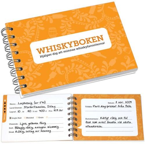 Kom ihåg bok - Öl, Vin & Whisky, Whiskyboken
