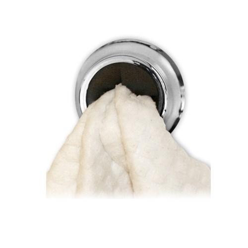 Disktrasehängare - Pluring, Silver