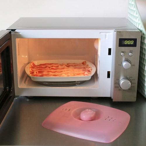 Baconbricka för mikro - Piggy Wiggy