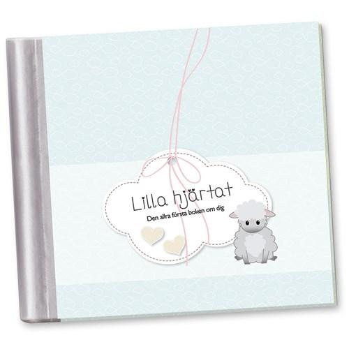 Fyll-i-bok - Lilla hjärtat