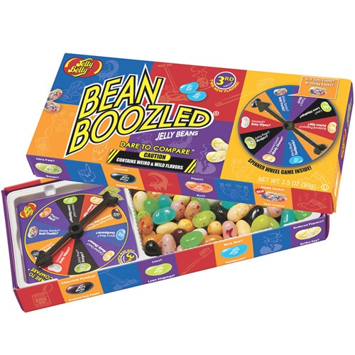 Chansspel - Beanboozled, Jelly Bean
