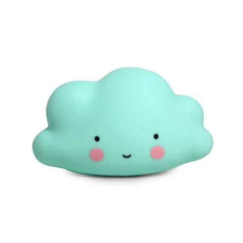Molnlampa - A Little Lovely Cloud Light, Blå - liten