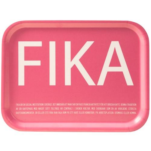 Bricka - FIKA, Rosa