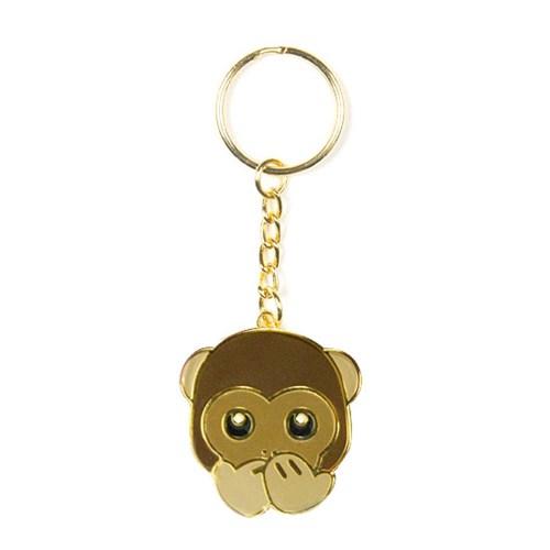 Nyckelring - Emoji, Monkey
