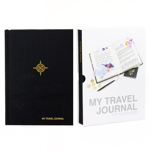 My Travel Journal - Resedagbok