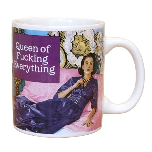 Mugg - Queen of Fucking Everything