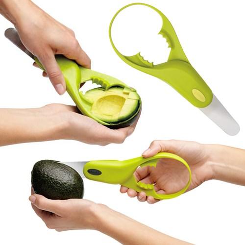 Multiverktyg för avokado - Avoquado, Grön