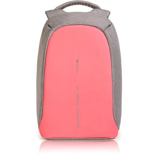 Anti-stöld ryggsäck - Bobby Compact, Rosa