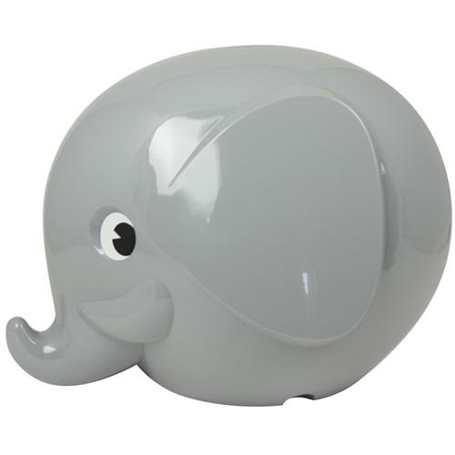 Norsu - Elefantsparbössa, stor, Grå