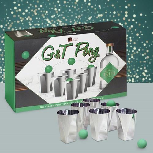 Gin & Tonic Pong, Grön
