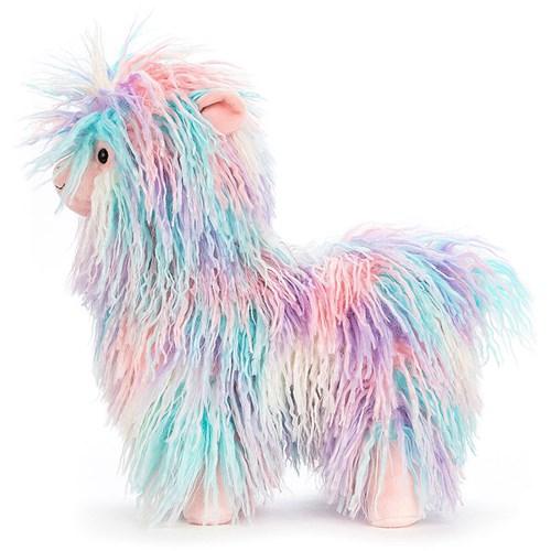 Lama-gosedjur - Lovely Llama, Pastell