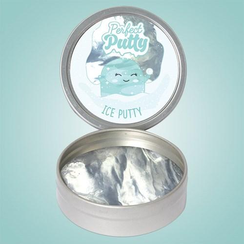 Ice Putty - Kristallklar lera, Multi