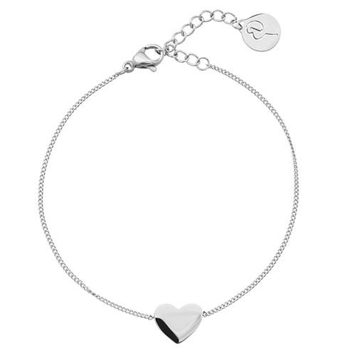 Armband Pure Heart, hjärta - Edblad, Stål