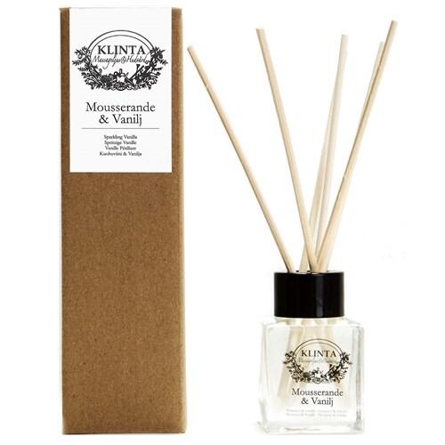 Klinta doftpinnar - Prosecco & Vanilj, 50 ml