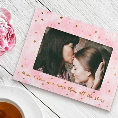 Fotoram - Mum, I love you more…, Rosa