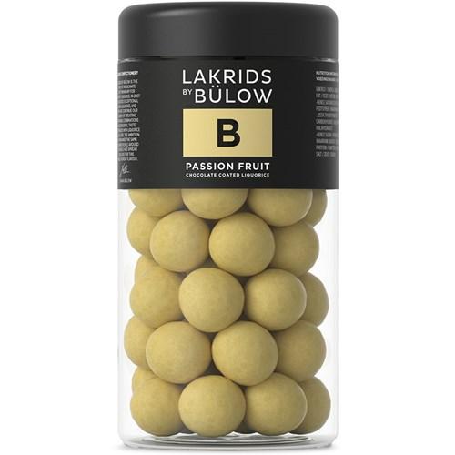 B - Passionsfrukt - Lakrids by Bülow, 295g