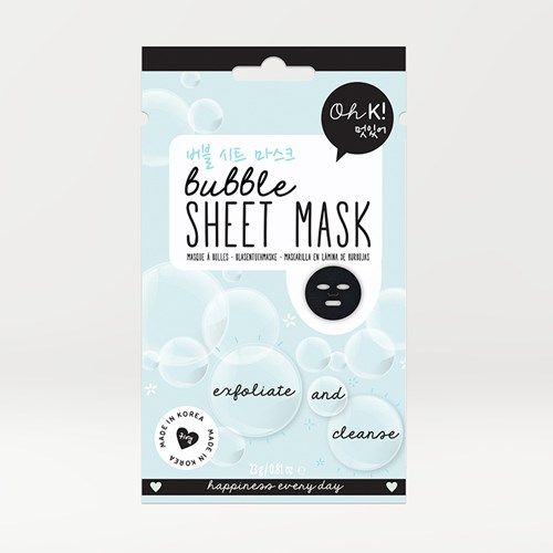 Oh K! Bubble Sheet Mask, Multi