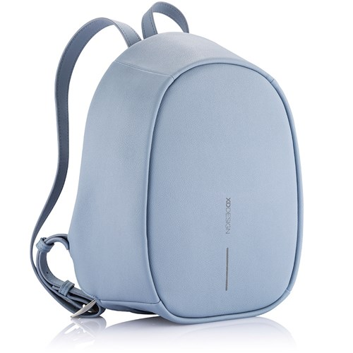 Bobby Elle - Anti-stöld ryggsäck, Ljusblå