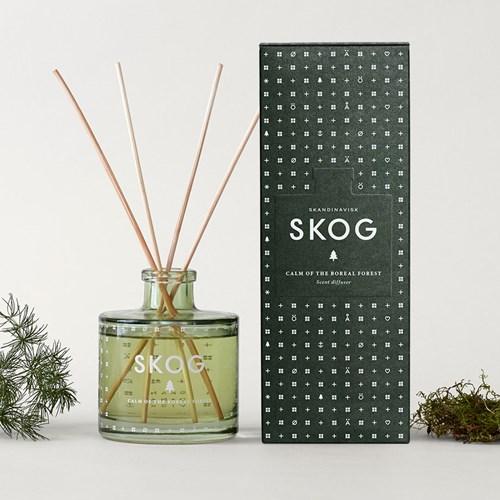 Doftpinnar SKOG - Skandinavisk, 200 ml